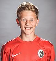 ...mit 13 Jahren... (Foto: Patrick Seeger)