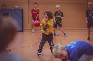 Füchsle-Ballschule (Foto: Seeger).