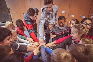 Förderkonzept Schule-Sport (Foto: Keller).